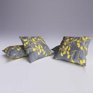 3d cushion