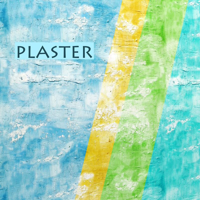 plaster 3d model