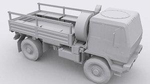 m1078 lmtv truck 3ds