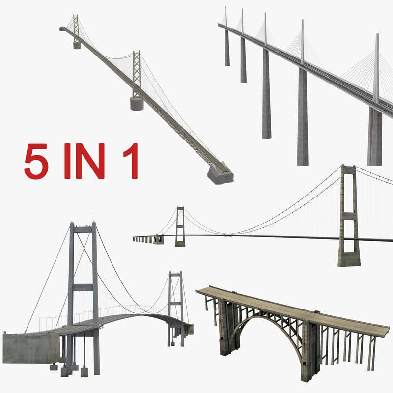 bridges 2 obj