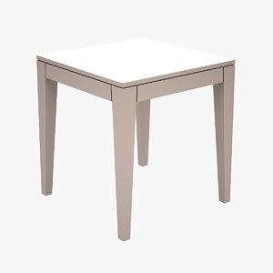 table bsm 3d model