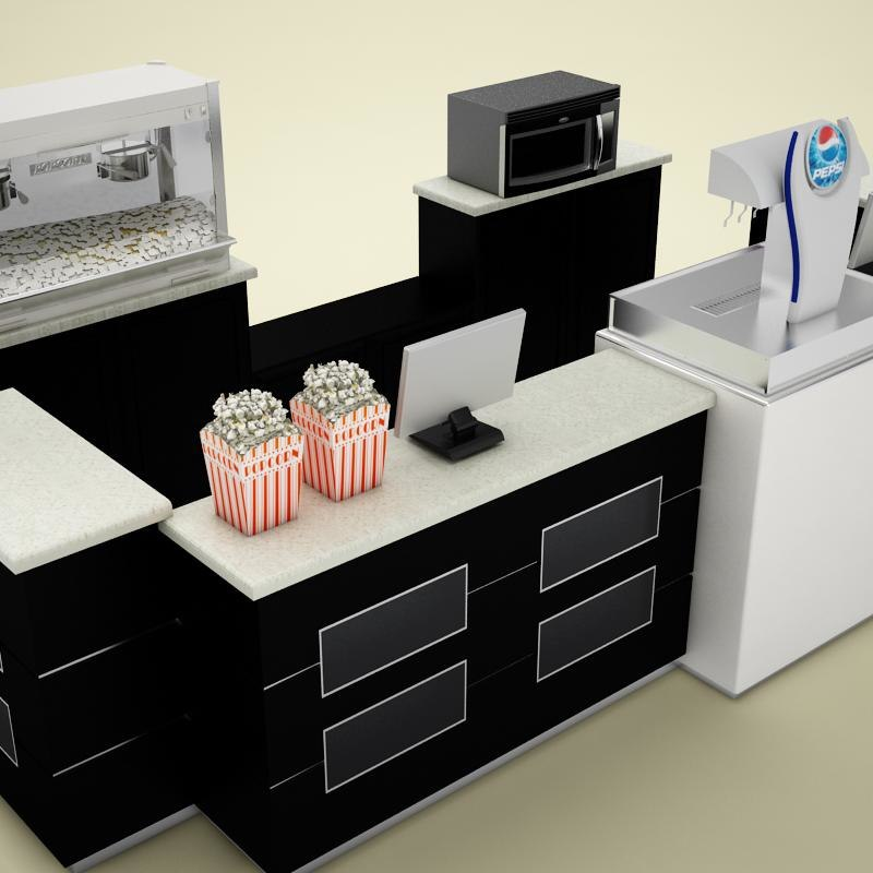 theater concessions 3d 3ds
