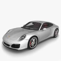 Porsche Carrera 911 S 2018