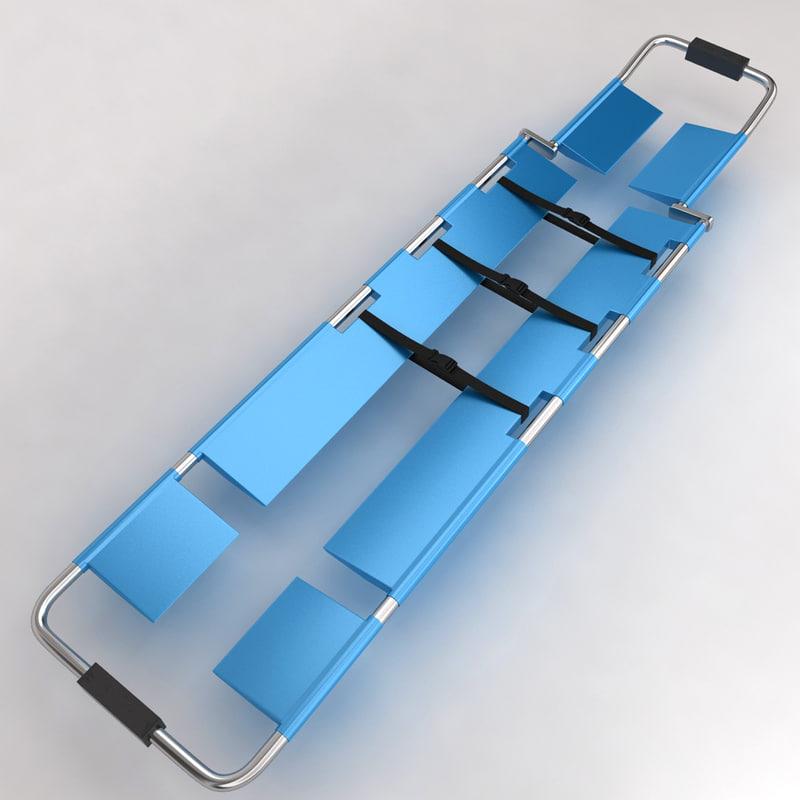 hospital stretcher bed equipment max