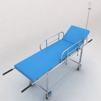 Hospital Stretcher bed Equipment