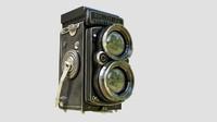 rolleiflex vintage camera max