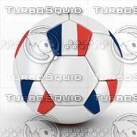 euro 2016 france ball 3d 3ds