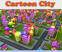 cartoon city toon 3ds