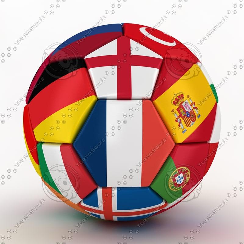 euro 2016 france ball ma