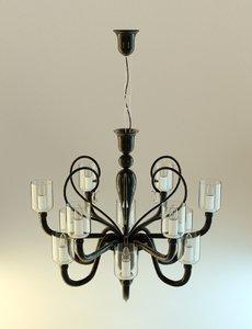 lamp 2 3d fbx