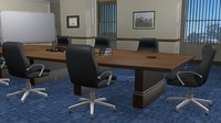 Conference Room [Real-Time Model]