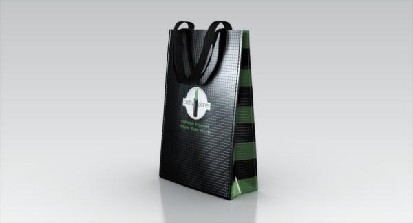 3d cosmetic sephora bag