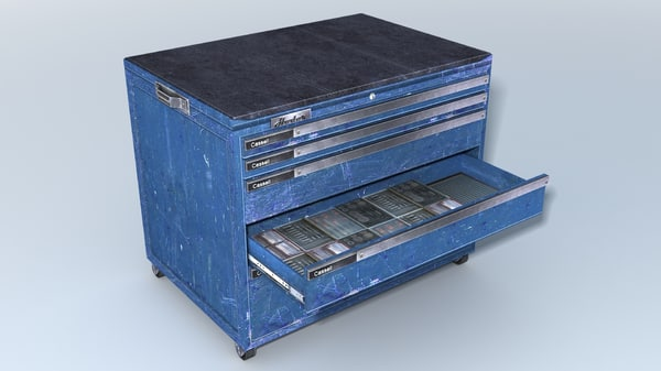 large tool cabinet max