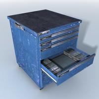 Medium Tool Cabinet