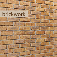 bricks wall 3d max