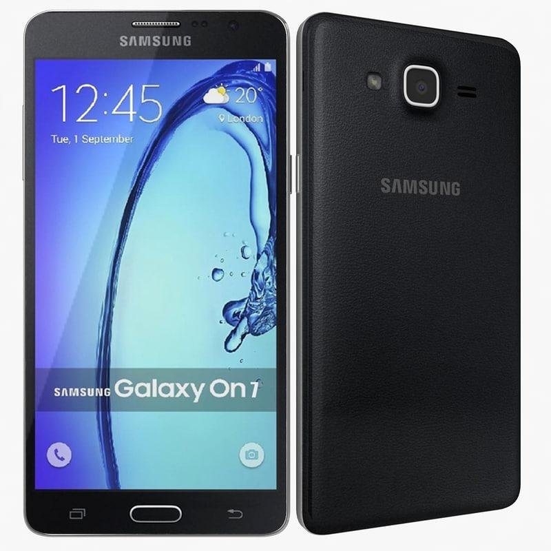 3d samsung galaxy on7 model