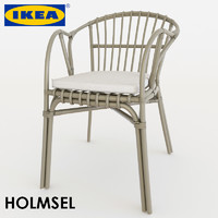 3d chair holmsel model
