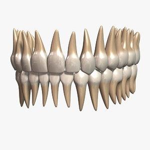 3ds teeth v2 0