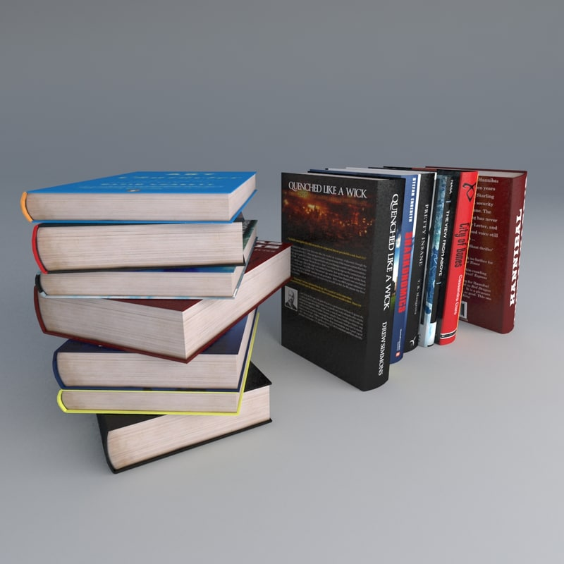 max books cover