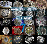 Watch mechanisms coll 7