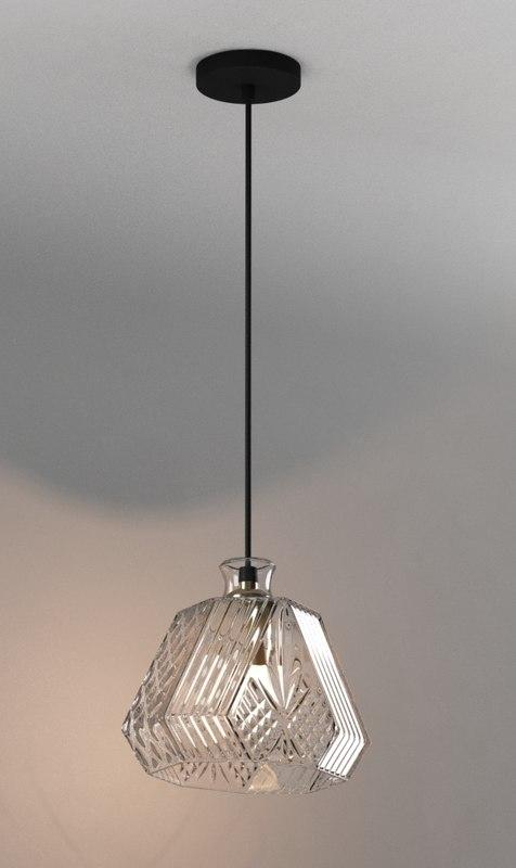 3d x lamp