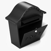 box letter 3d 3ds