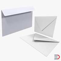 envelopes set open 3d max