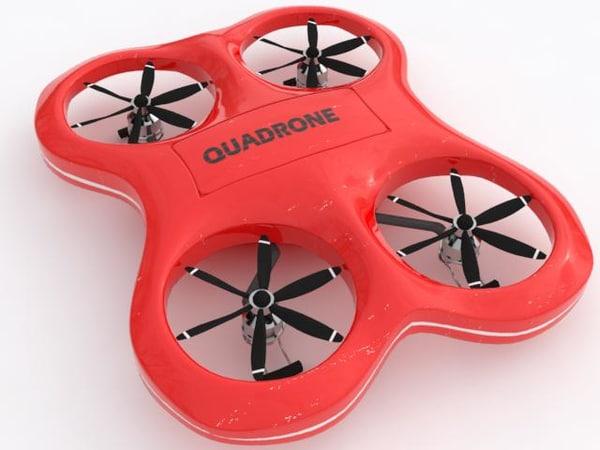 max quad drone