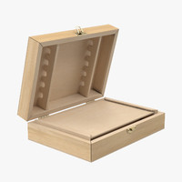 art storage box 3d max