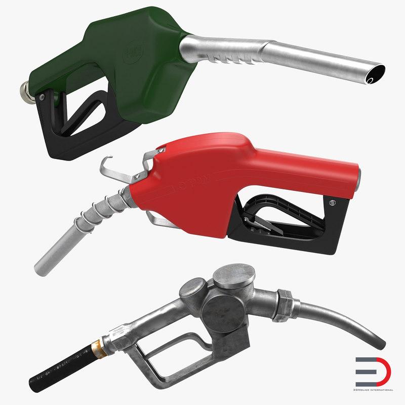 c4d fuel nozzles