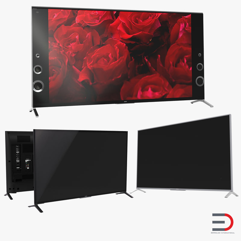 sony tv 3d max