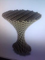 parametric furniture table