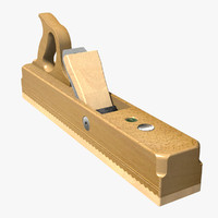 3d short jointer plane