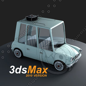 cartoon toon car max