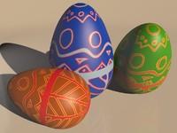 3d model easter egg