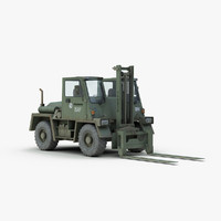 max german military forklift fug