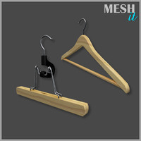 hangers 3d 3ds