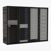 Dell Server Racks Set