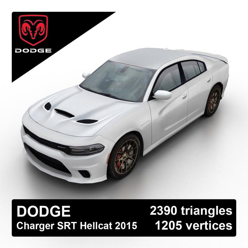 3ds 2015 dodge charger srt