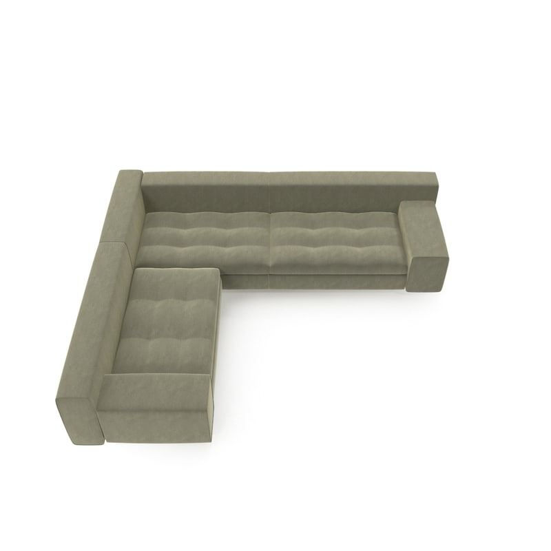 photorealistic aflex sofa 3d model