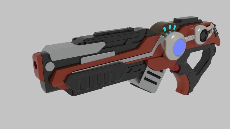 3d light strike rifle