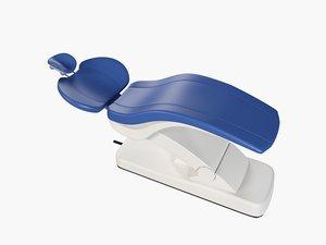 3d sirona dental chair