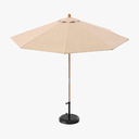patio umbrella 3D models
