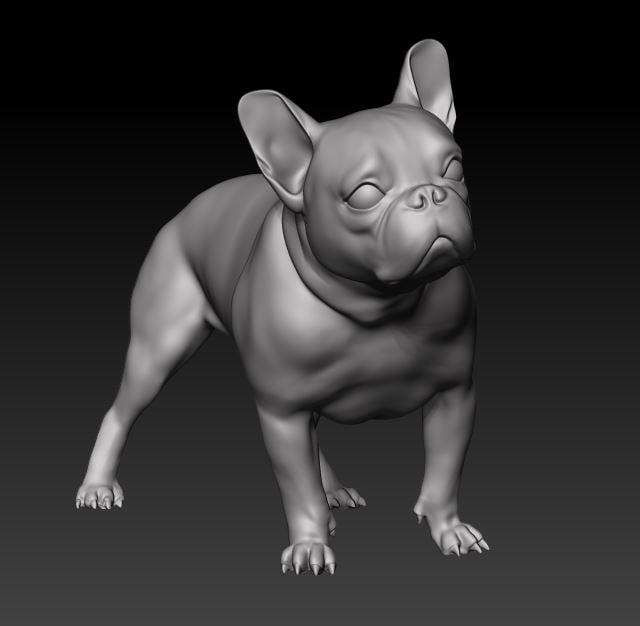max french bulldog