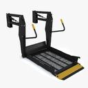 wheelchair lift 3D models