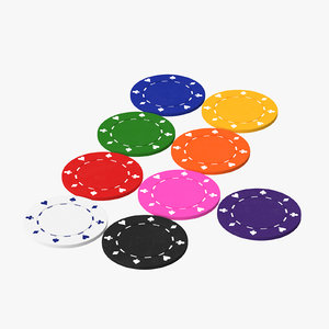 poker chips max