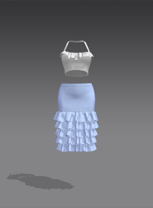 3d clothes second life