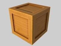 free 3ds model box