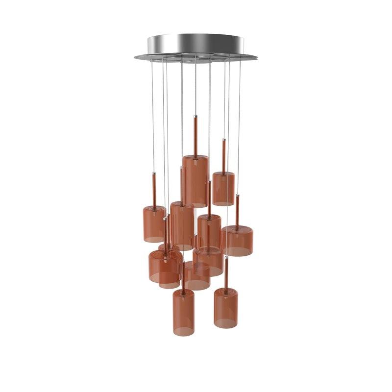 3d model photorealistic chandelier