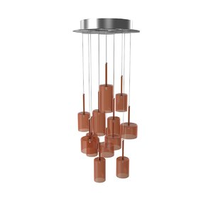 3d model photorealistic chandelier